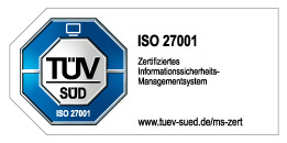 Certified Information Security Management System ISO 27001